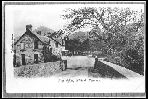 Post Office, Kinloch Rannoch.