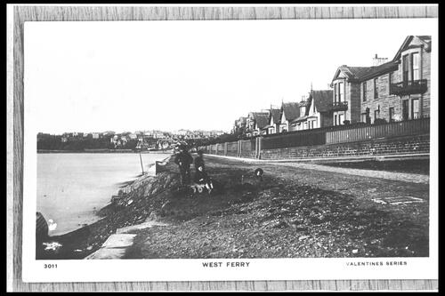 West Ferry, Broughty Ferry.