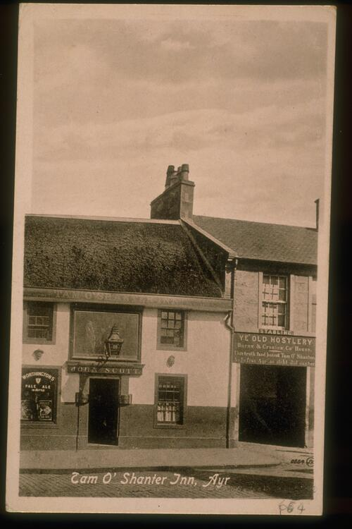 Tam O' Shanter Inn, Ayr.
