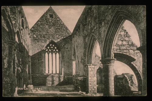 Iona Cathedral.