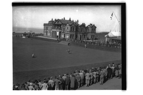 Old Course, St Andrews.