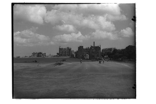 17th, Old Course, St Andrews.