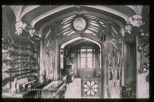 The Armoury, Abbotsford.