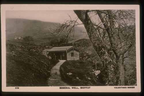 Mineral Well, Moffat.