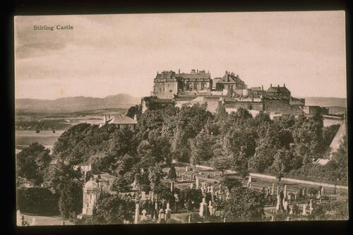 Stirling Castle.