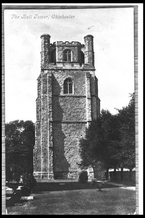 The Bell Tower, Chichester.