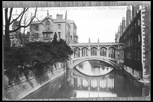 St John's College and Bridge.
