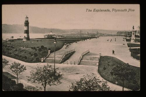 The Esplanade, Plymouth Hoe.