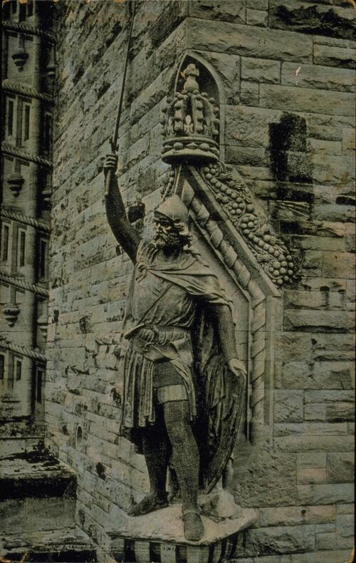 Wallace Statue, Stirling.