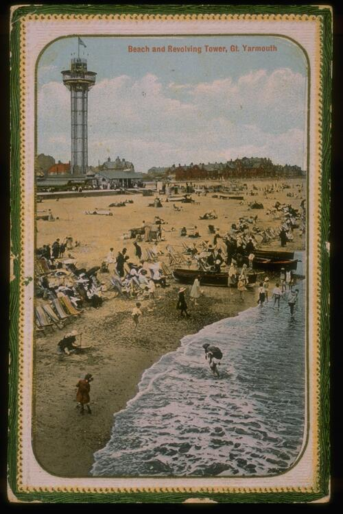 Revolving Tower, Yarmouth.