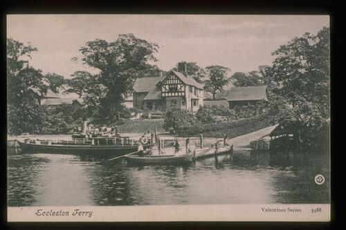 Eccleston Ferry.