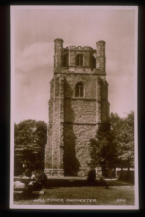 Bell Tower, Chichester.