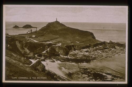 Cape Cornwall & the Brissons.