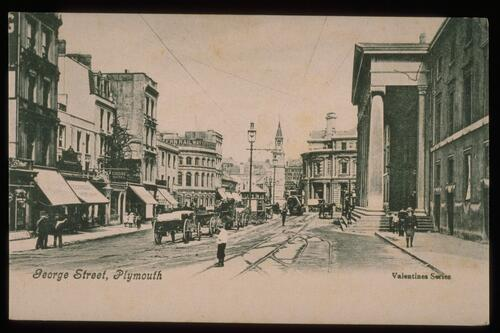 George Street, Plymouth.