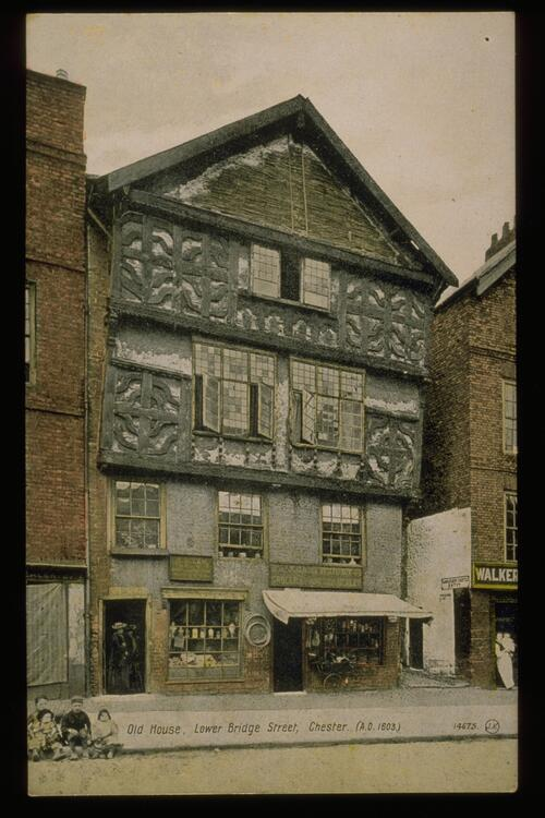 Old House, Chester.