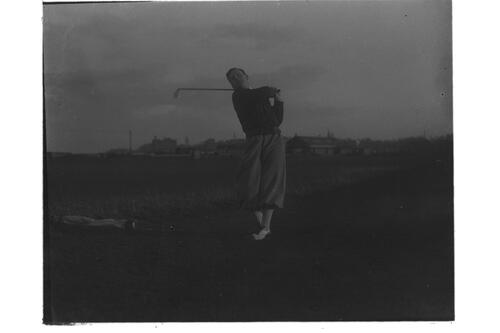 Ian MacDonald at St Andrews.