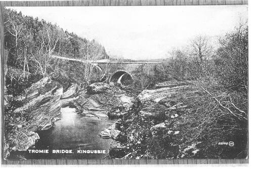 Tromie Bridge, Kingussie.