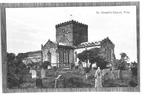 St Oswald's Church, Filey.
