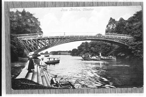 Iron Bridge, Chester.