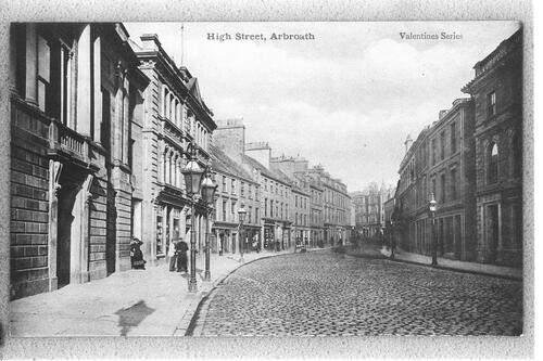High Street, Arbroath.