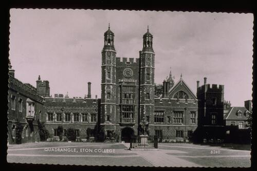 Quadrangle, Eton College