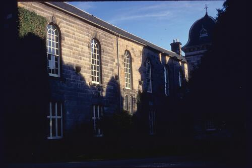St Andrews University Library.