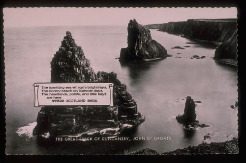 Great Stack of Duncansby.