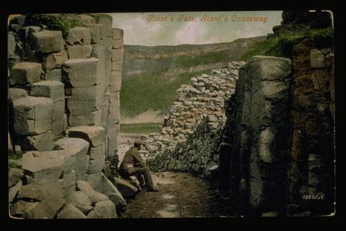 Giant's Gate, Giant's Causeway.