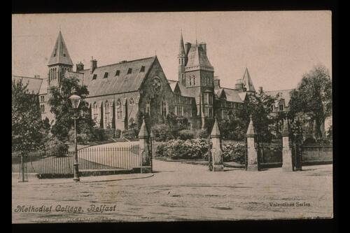Methodist College, Belfast.