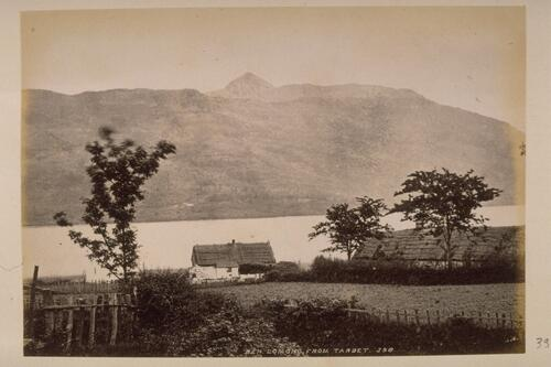 Ben Lomond from Tarbet.