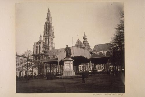 Antwerp Cathedral.