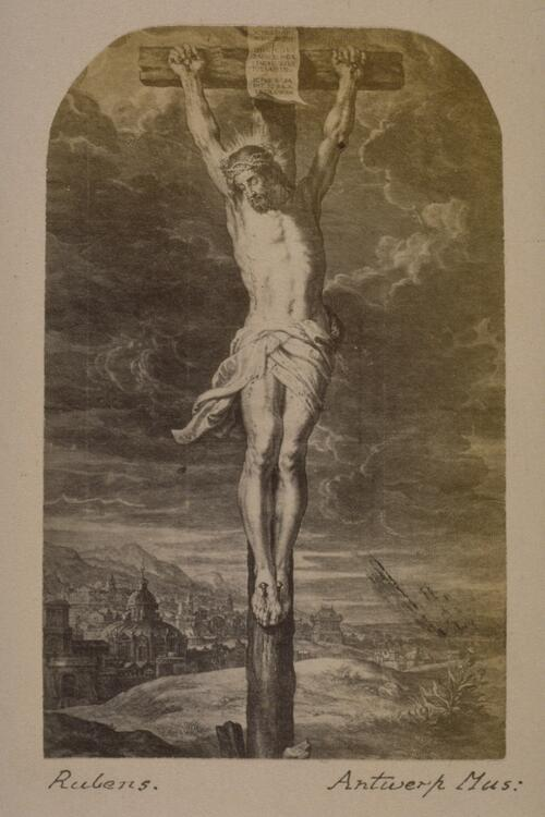 [The Crucifixion]. Antwerp.