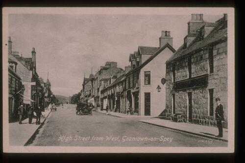 High Street, Grantown-on-Spey.