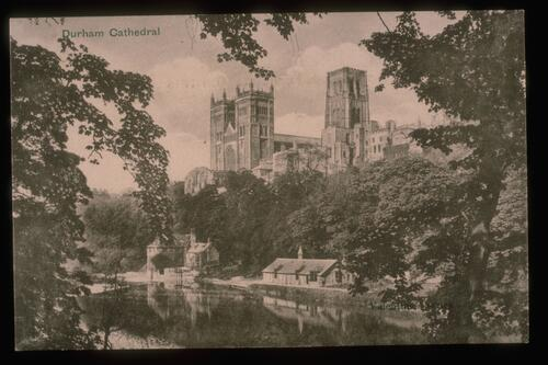 Durham Cathedral.