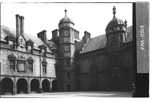 Heriot's Hospital, Edinburgh.