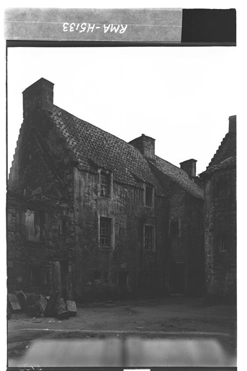 Old houses, Culross.