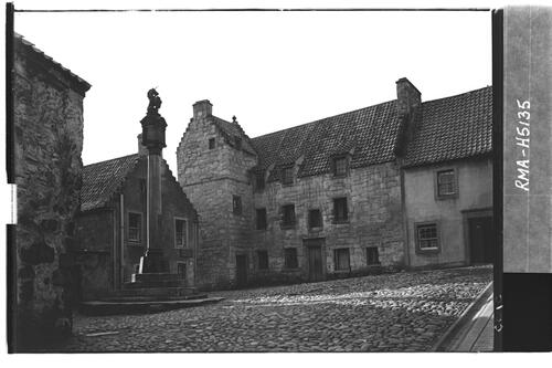 The Study, Culross.