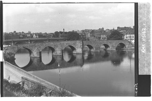 Devorgilla's Bridge, Dumfries.