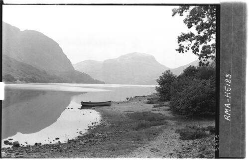 Loch Lubnaig from south end.