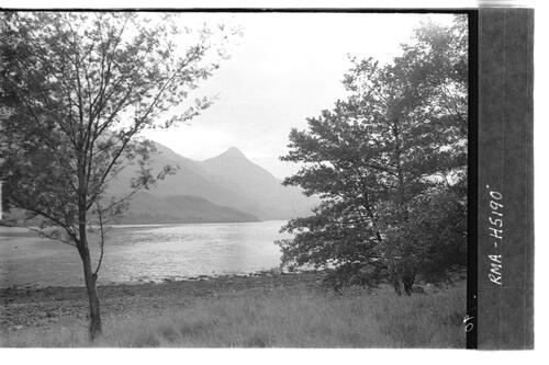 Pap of Glencoe and Loch Leven.