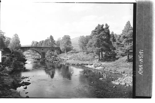 Ceannacroc bridge, Glen Moriston