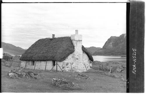 Thatched house, Plockton.