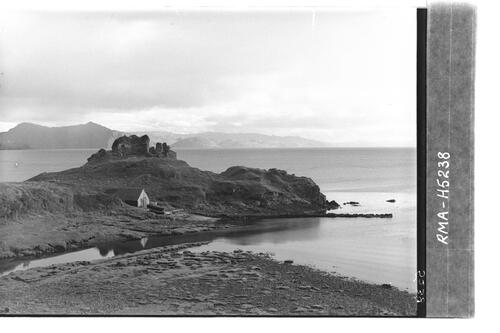 Knock Castle, Isle of Skye.