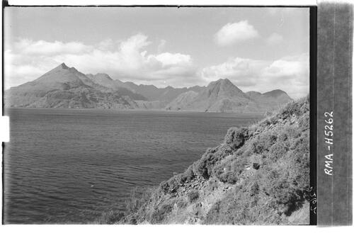 The Cuillin and Loch Scavaig.