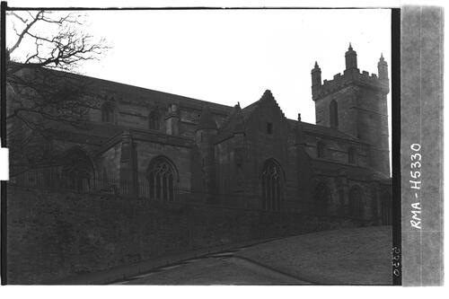 Linlithgow Church.