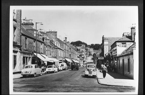 Gray Street, Broughty Ferry.