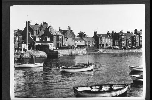 The Harbour, Broughty Ferry.