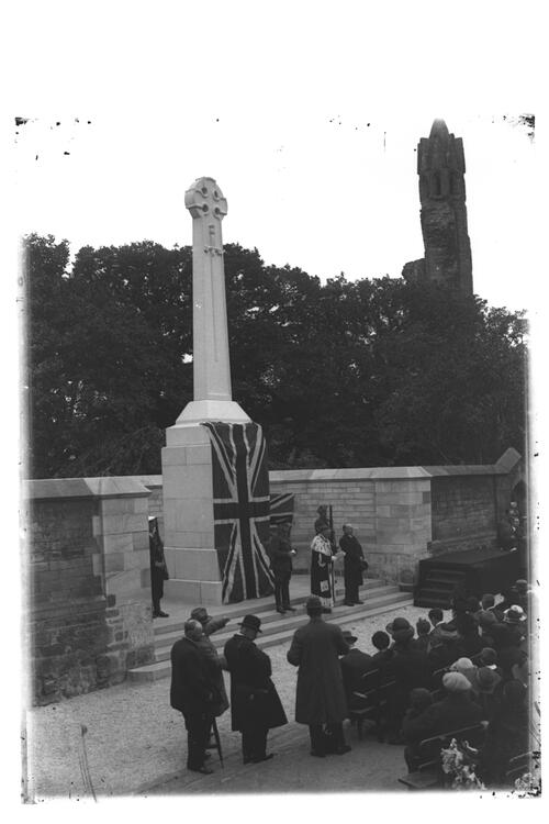 War Memorial, St Andrews.