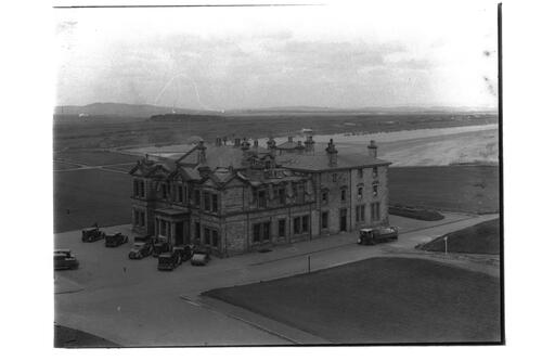 R&A Clubhouse, St Andrews.