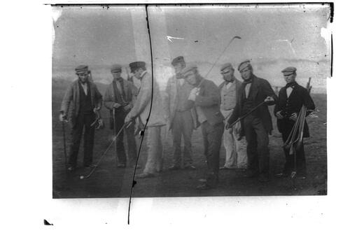 Golfing Group, St Andrews.